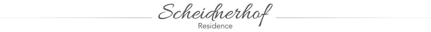 Residence Scheidnerhof Logo